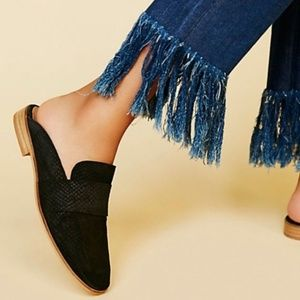 """Free People """"At Ease"""" Mule Loafer"""